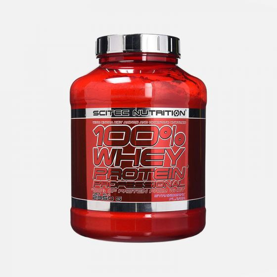 Whey Protein Professional 2350G Strawberry