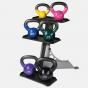 Body Solid Kettleballs Rack
