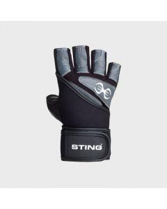 Sting Evo7 Wrist Wrap Training Gloves  Men Black S10W-GE72.M